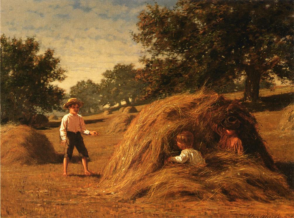 Baker- Escondidos en el heno